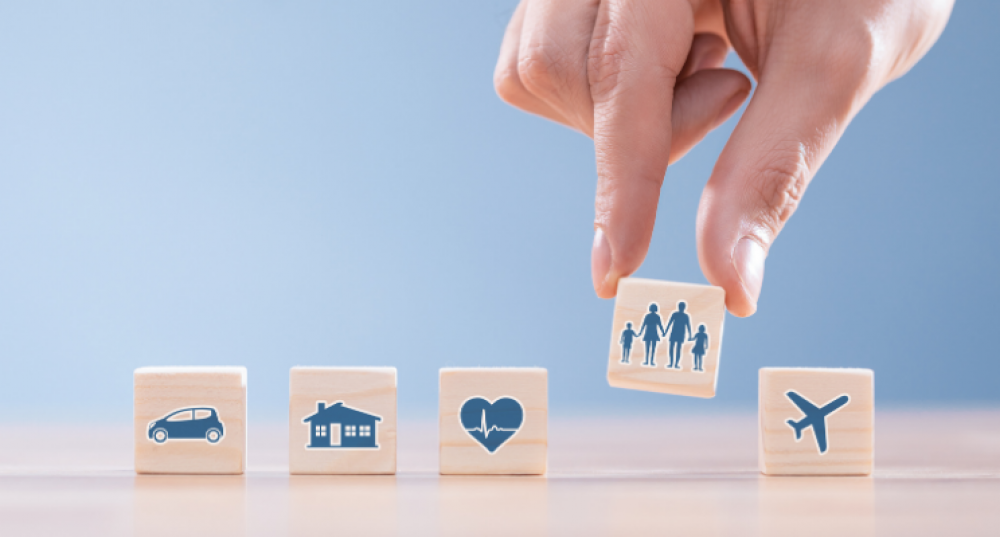 Life Insurance Isn't One Size Fits All (No text)