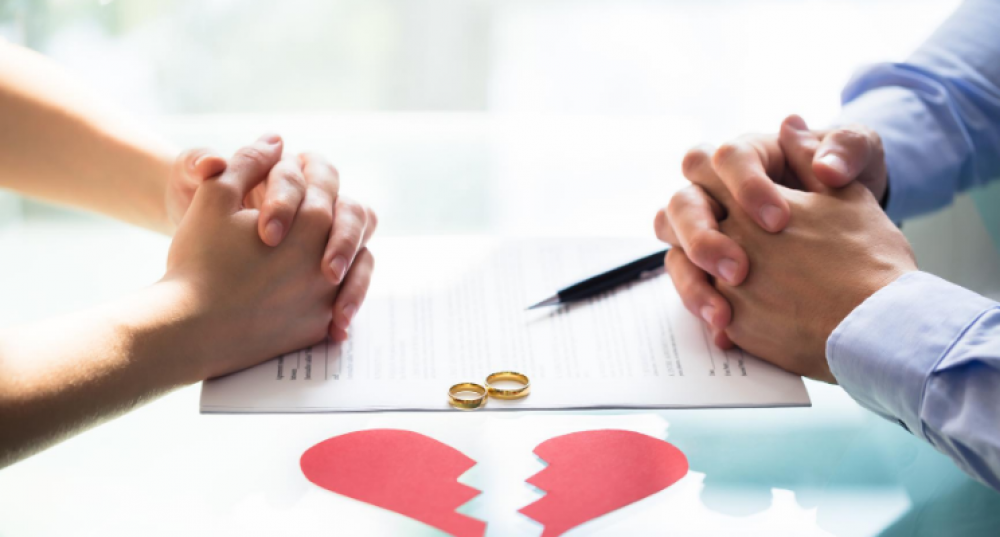 Protecting your wealth during divorce No Text