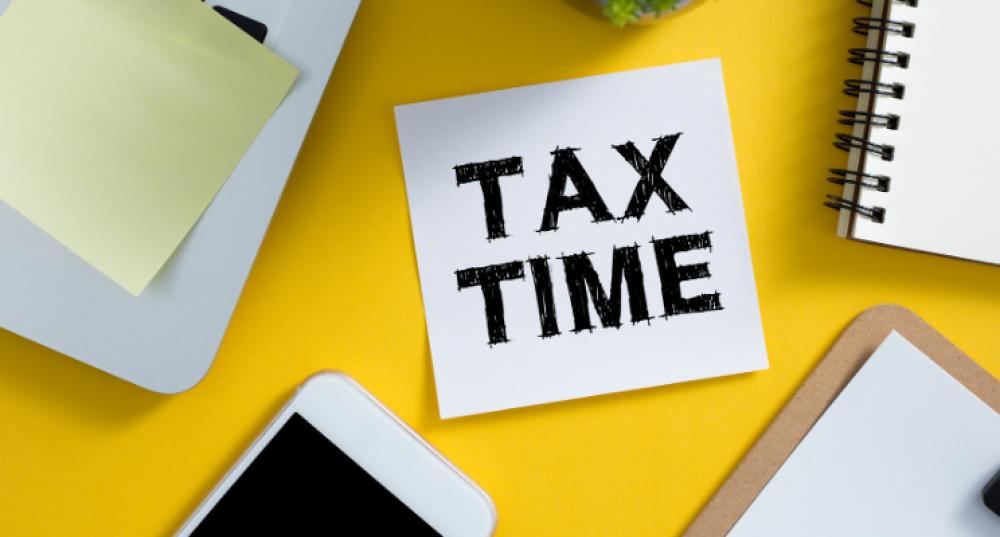 Tips for 2021 Tax Season (No text)
